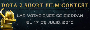 Dota 2 Short Film Contest 2015