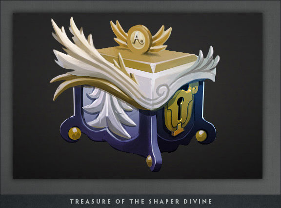 Treasure of the Shaper Divine