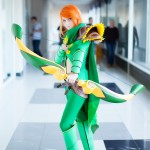 DOTA 2 Cosplay: Windrunner