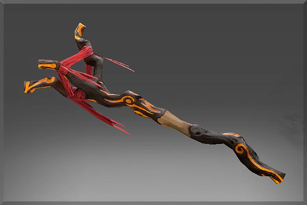 Staff of Infernal Chaos (Warlock)