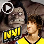 DOTA 2 Gameplay: Na'Vi.Dendi con Pudge Vol.5