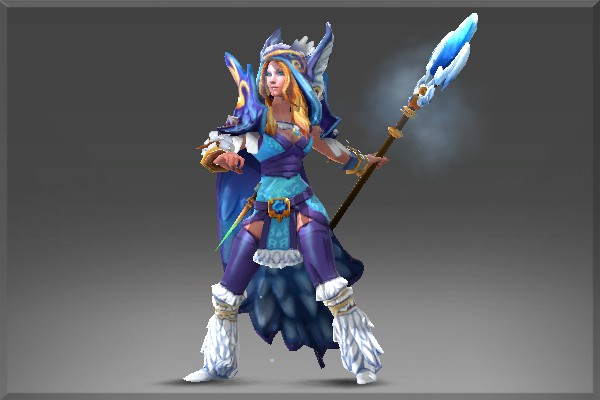 Frozen Feather Set