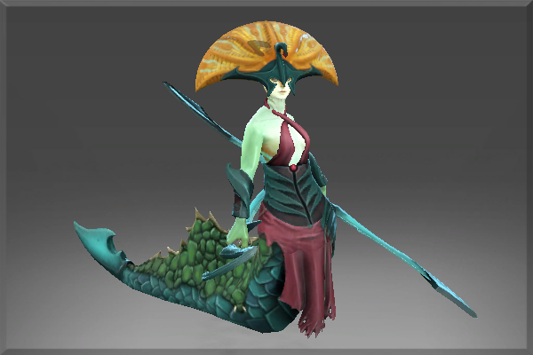 Outcast of the Deep Set (Naga Siren)