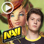 DOTA 2 Gameplay: Na'Vi.Puppey con Enchantress