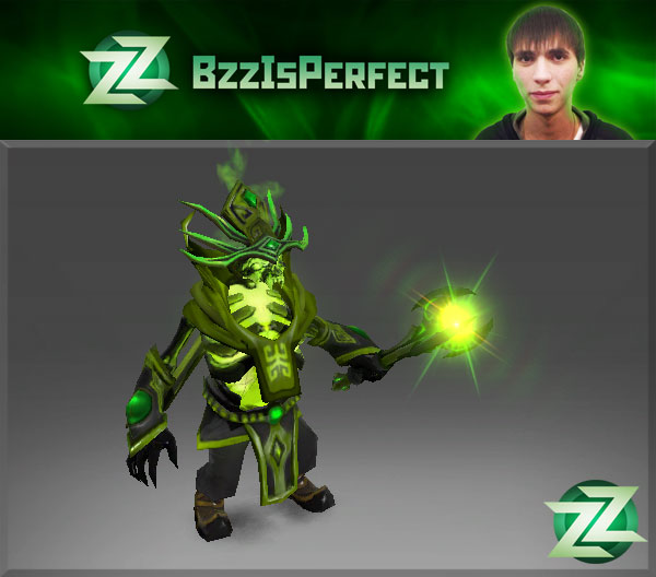 Nether Lord's Regalia Set - Bzzisperfect
