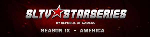 Star Ladder Star Series Season 9 [América]