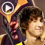 "DOTA 2 Gameplay: ""Dendi"" con Silencer"