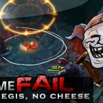 DOTA 2 GameFAIL: Revenge, No Aegis No Cheese