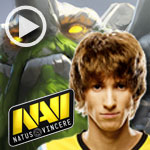 "DOTA 2 Gameplay (D2L): ""Dendi"" con Tiny"