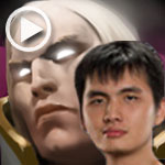 "DOTA 2 Gameplay: ""IceIceIce"" con Invoker"