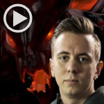 "DOTA 2 Gameplay: ""S4″ con Shadow Fiend"