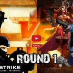 DOTA 2 Vs CS:GO – Round 1
