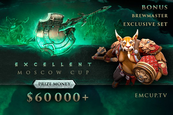 Excellent Moscow Cup Season 2