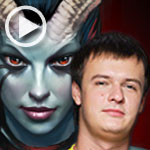 DOTA 2 Gameplay: XBOCT con Queen of Pain