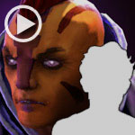 "DOTA 2 Gameplay: ""w33″ con Anti-Mage"