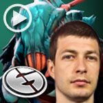 DOTA 2 Gameplay (Starladder S10): Eg.Fear (Weaver) Vs. Na'Vi