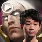 DOTA 2 Gameplay: June (Top China) con Invoker
