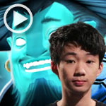 DOTA 2 Gameplay: June (Top China) con Storm Spirit