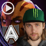 DOTA 2 Gameplay (ESL One New York): Alliance.Loda con Anti-Mage y Terrorblade