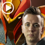 DOTA 2 Gameplay: S4 con Dragon Knight