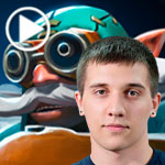 DOTA 2 Gameplay: Arteezy con Gyrocopter