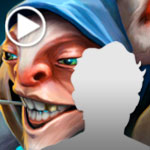 DOTA 2 Gameplay: Cecil con Meepo