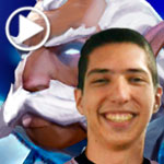 DOTA 2 Gameplay: w33 (TOP EUROPA) con Zeus