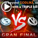 DOTA 2 Gameplay (DAC 2015 – GRAN FINAL): EG Vs. Vici Gaming
