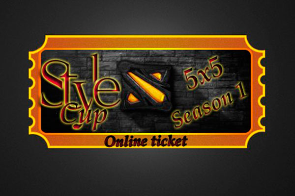Style Cup 55 - Ticket