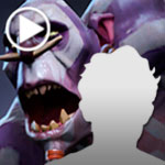 DOTA 2 Gameplay: Miracle- con Witch Doctor