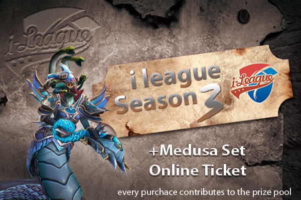 i League Season 3 - Ticket