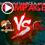 DOTA 2 Gameplay (D2CL S5): Team Empire Vs. Burden United