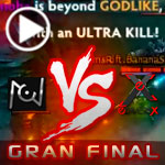 DOTA 2 Gameplay (TI5 America Open Qualifier –  Gran Final):  Unknown Vs. eGamersX