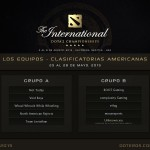 OFICIAL The International 5: Formato de las clasificatorias