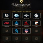 ANUNCIO OFICIAL: Los Equipos de The International 2015