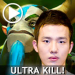 DOTA 2 Gameplay: FoREv con Nature's Prophet