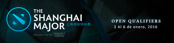 Shanghai Major 2016: Open Qualifiers (America)