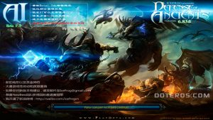 Dota 6.83d Ai - imagenes Loading Screen
