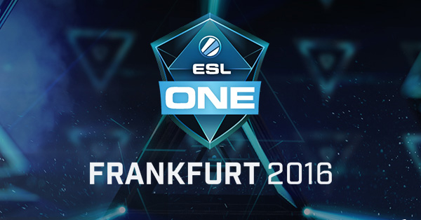ESL One Frankfurt 2016
