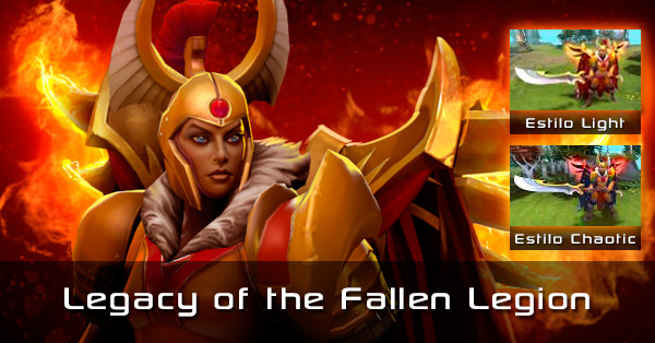 Legacy of the Fallen Legion