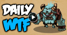 Dota 2 Daily WTF – Space cow diaries