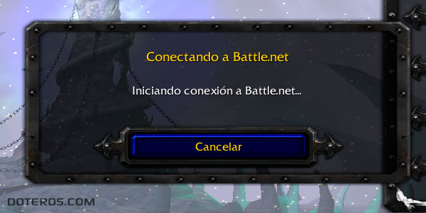 Rubattle - conectandose a battle.net