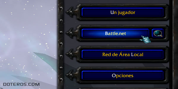 Rubattle - conectar a battle.net