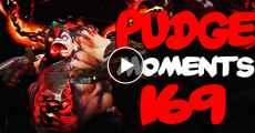 Dota 2 Pudge Moments Ep. 169